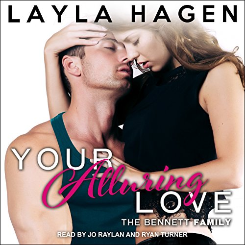 Your Alluring Love audiobook cover art