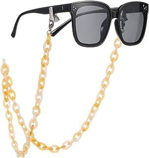 أكريليك النظارات سلسلة قناع للنساء نظارات شمسية حامل أكريليك نظارات شمسية حامل قلادة حامل