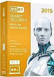 ESET Smart Security 2015 - 1 Computer (Minibox) -