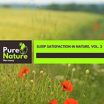 Sleep Satisfaction in Nature, Vol. 2