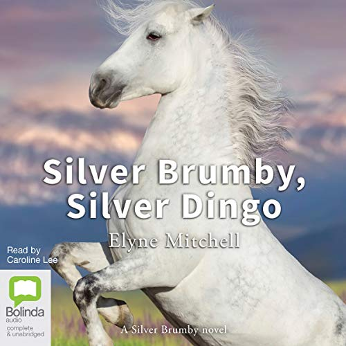 Silver Brumby, Silver Dingo audiobook cover art