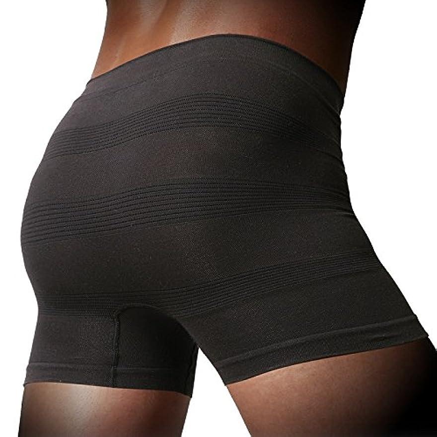 ルートリングレット書誌ヒロミプロデュース 加圧パンツ ブラック Lサイズ KPT-BK-L