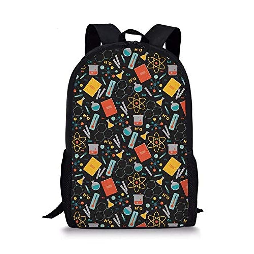 17 Inch Laptop Backpack Chemistry Backpacks for Teenage Boys Print School Children Bag Tumblr Rucksack 17 Inch Laptop Backpack for Men