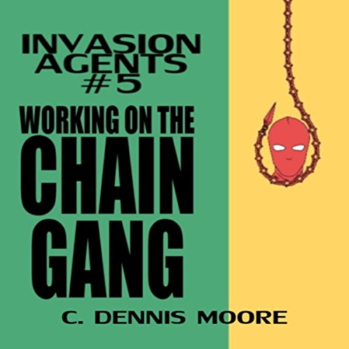 Working on the Chain Gang audiobook cover art