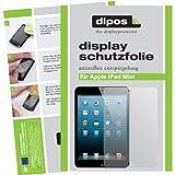 dipos I 6X Schutzfolie matt kompatibel mit Apple iPad Mini/Mini 2 Folie Bildschirmschutzfolie
