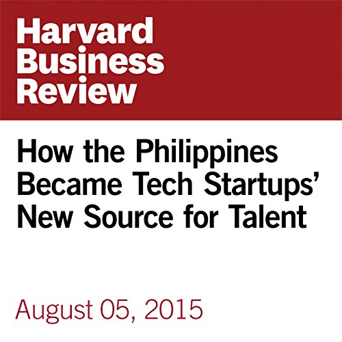 How the Philippines Became Tech Startups' New Source for Talent copertina