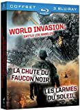 World Invasion: Battle Los Angeles + La chute du faucon noir + Les larmes du soleil...