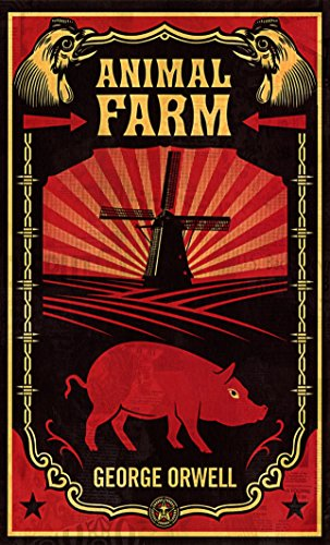 Animal Farm: A Fairy Story [Lingua inglese]