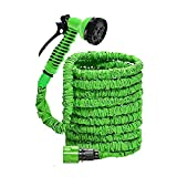 <span class='highlight'>dicn</span> <span class='highlight'>electronic</span> Expanding Gardening Water Hose Pipes Magic Hosepipe with Spray Nozzle 7-Pattern 1/2