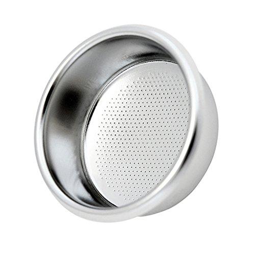 Filtro Poroso Durable Reutilizable de Acero Inoxidable para Cafetera Express