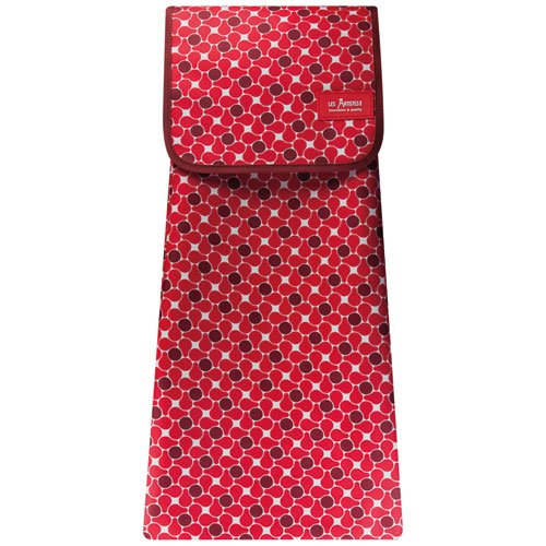 Les Artistes Paris A-1605 Bolso para carricoche-Red Flower