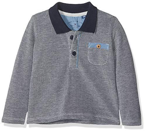 TOM TAILOR Kids TOM TAILOR Kids Baby-Jungen Polo 1/1 Sleeve Poloshirt, Blau (Black Iris|Blue 3800), 68