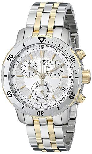 Tissot Herren-Armbanduhr PRS 200 Chrono Quartz T0674172203100