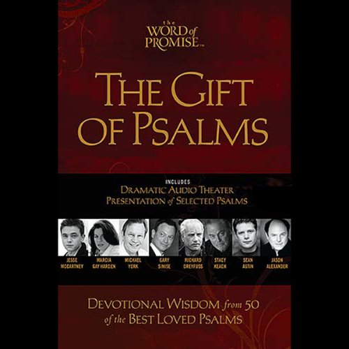 The Gift of Psalms cover art