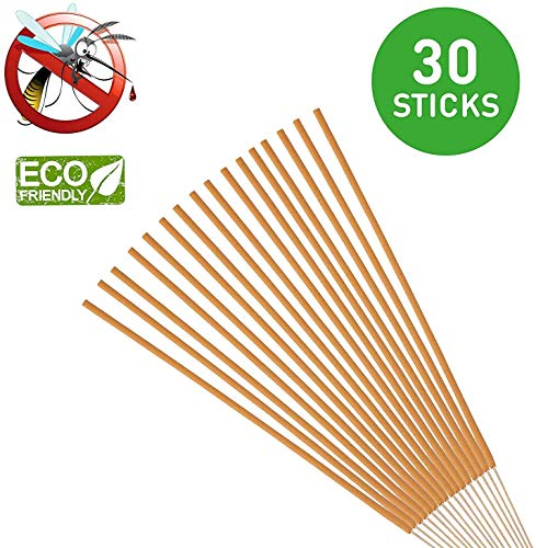 Sticks, High Protection, for Outdoor Gаrden Yard and Indoor (Pack of 30)