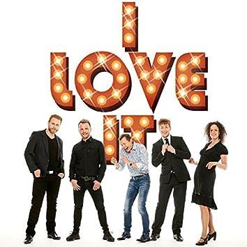 I Love It (feat. Aalborg Symfoniorkester) [En koncert om Ole Henriksen]