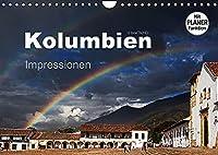 Kolumbien Impressionen (Wandkalender 2022 DIN A4 quer): Die Highlights Kolumbiens in beeindruckenden Bildern. (Geburtstagskalender, 14 Seiten )