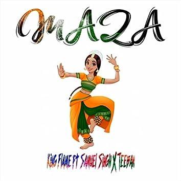 Maza (feat. Samuel Singh & Teeban)