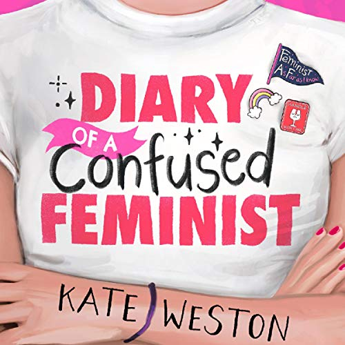 Diary of a Confused Feminist audiobook cover art