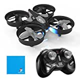 JJRC H36 Mini Quadcopter Drone 2.4G 4CH 6Axis Gyro Headless Mode RC Quadcopter RTF - Grigio