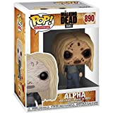 MXXT Funko Pop Television : The Walking Dead - Alpha 3.75inch Vinyl Gift for Zombies TV Fans Chibi...