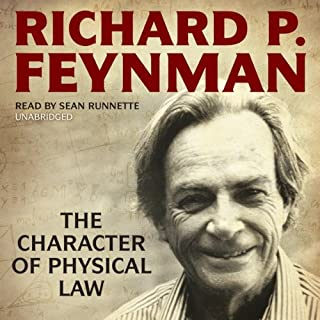 The Character of Physical Law cover art