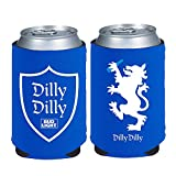 Dilly Dilly Bud Light Beer Can Coolie 2 Pack