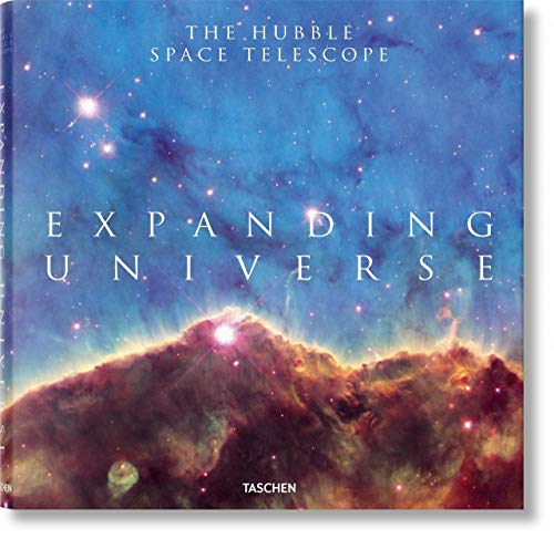 Expanding Universe. The Hubble Space Telescope (English, French and German Edition)