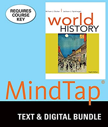 World History + Lms Integrated for Mindtap History, 1-term Access