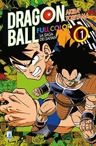 La saga dei Saiyan. Dragon Ball full color (Vol. 1)