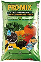 PREMIER HORTICULTURE 1CF Pro Mix Ultimate Organic Vegetable and Herb Mix