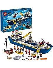 LEGO 60266 City Hav - Utforskarskepp, Flerfärgad