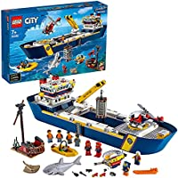 Lego 60266 60266 Statek Badaczy Oceanu