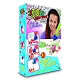 I DO 3D D3D09000 - Vertical Set 3 boligrafos Glitter