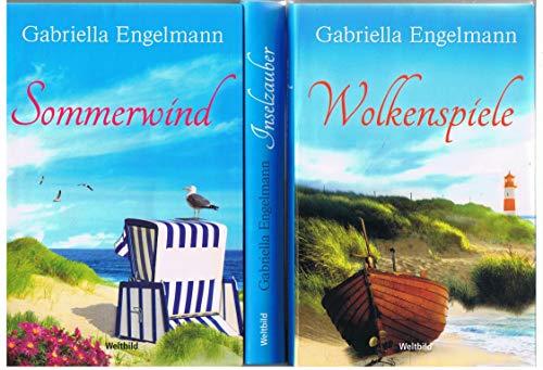 Inselzauber / Sommerwind / Wolkenspiele - 3 Bücher im Paket