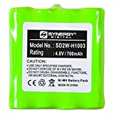 Synergy Digital Replacement Battery, Works with CISCO GA-CM Replacement, (NI-MH, 4.8V, 700 mAh) Ultra Hi-Capacity Battery