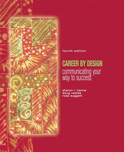 Career by Design: Communicating Your Way to Success