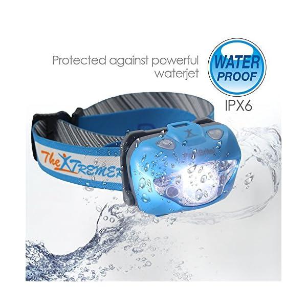 Linterna Frontal LED Pathbrite - Ideal para Actividades al Aire Libre / al Interior. Sensor de Movimiento Infrarrojo… 1
