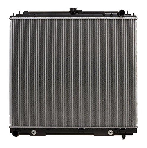 2005 nissan frontier radiator - 1
