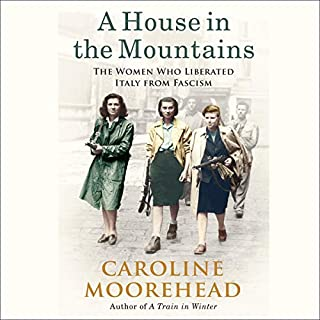 A House in the Mountains cover art