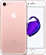 Apple iPhone 7 with FaceTime - 128GB, 4G LTE, Rose Gold