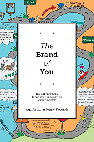 The Brand of You: The ultimate guide for an interior designer's career journey