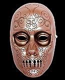 XWYZY Maschera Halloween Wizard Cosplay Accessori Maschera Alta qualità Resin Maschere Halloween Cosplay Party Travestimento