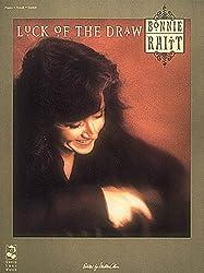Bonnie raitt - luck of the draw piano, voix, guitare