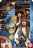 Educa Borrás Puzzles Infantiles Disney - Juego 400 Puzzle Gigante Piratas del Caribe 4 14951