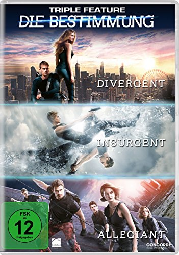 Die Bestimmung: Triple-Feature [3 DVDs]