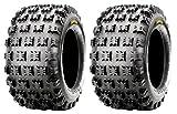 Pair of CST Ambush Race/Desert (4ply) 20x10-9 ATV Tires (2)
