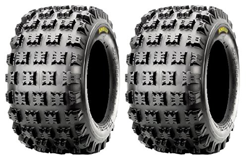 Pair of CST Ambush Race/Desert (4ply) 18x10-9 ATV Tires (2)