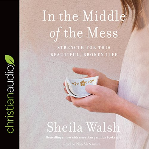 In the Middle of the Mess audiobook cover art