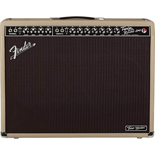 Fender Tone Master Twin Reverb Blonde · Amplificador guitarra eléctrica
